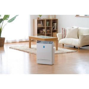 アイリスオーヤマ 空気清浄機 花粉 PM2.5 除去 ~17畳 PMMS-AC100|lucia0322