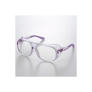 花粉症対策メガネ EG108 透明 ゴーグル くもり止めレンズの画像