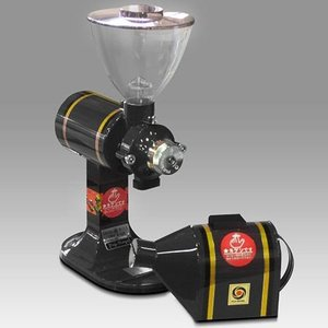 フジローヤル 電動コーヒーミル R440(黒)
