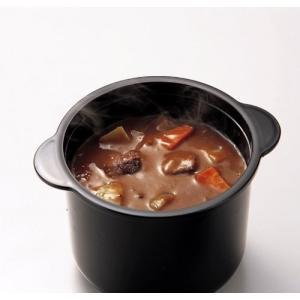 カクセー 電子レンジ専用炊飯器 備長炭入り ちびくろちゃん 2合炊き|lucia0322