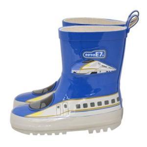 雨鉄あめてつJR各社承認許諾済レインブーツ はやぶさ ドクターイエロー かがやき E5 E7 923形 新幹線 長靴 レイン キッズ レイン lucia0322