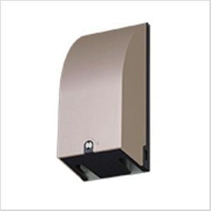 Panasonic スマートカバー付接地防水コンセント 簡易鍵付 シャンパンブロンズ WK4702Q|lucia0322