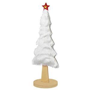 クリスマスオブジェ ファーツリー L HXN-0080|lucia0322