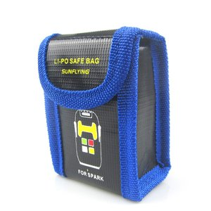 PENIVO Lipo バッテリー安全バッグ 爆発防止 ケース リポバッテリー セーフティーバッグ ...