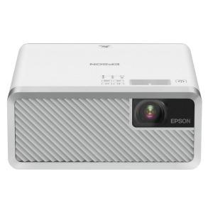 EPSON dreamio ホームプロジェクター(2500000:1 2000lm) WXGA対応 ...