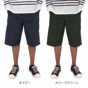 ディッキーズ Dickies ハーフパンツ メンズ ショートパンツ 42283 無地 大きいサイズ MENS パンツ 短パン ワークショーツ ストリート|lucida-gulliver|05