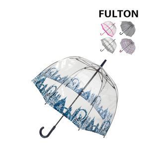 フルトン Fulton 傘 ビニール傘 レディース バードゲ...