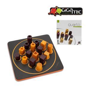 ギガミック Gigamic クアルト ミニ QUARTO MINI ボードゲーム GDQA 3.42...