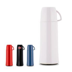 ヘリオス エレガンス 750mL ガラス製 魔法瓶 卓上ポット 保温 保冷 水差し 水筒 新生活