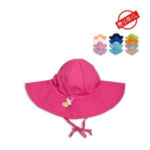 アイプレイ Iplay 帽子 サンハット 紫外線防止 UVカット サンウェア Sun Wear Brim Sun Protection Hat アウトドア べビー 赤ちゃん