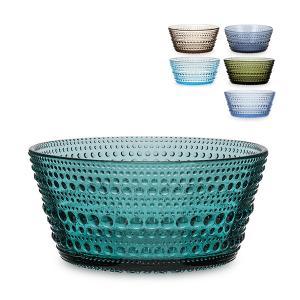 イッタラ iittala カステヘルミ ボウル 230mL 北欧 ガラス Kastehelmi Bowl フィンランド インテリア 食器 キッチン 食洗器対応|lucida-gulliver