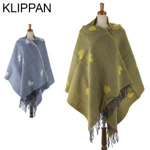 クリッパン KLIPPAN ウールスロー 65×200cm Wool throws & Shawls ひざ掛け 毛布 オフィス ふわふわ 北欧ブランド あすつく
