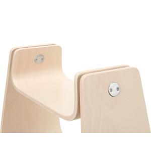 【あすつく】 赤字売切り価格 リエンダー 椅子 スツール  ベビーチェア 赤ちゃん キッズ 組み立て式 600100-01 Leander Stool|lucida-gulliver|04
