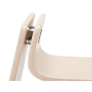 【あすつく】 赤字売切り価格 リエンダー 椅子 スツール  ベビーチェア 赤ちゃん キッズ 組み立て式 600100-01 Leander Stool|lucida-gulliver|05