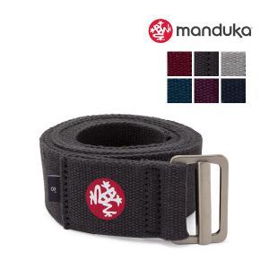 【あすつく】 マンドゥカ Manduka ヨガ ストラップ 243×4.5cm プロップス 補助 A...