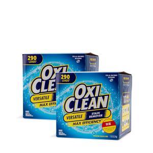 オキシクリーン OxiClean マルチパーパスクリーナー 5.26kg 2個セット 大容量 洗剤 ...