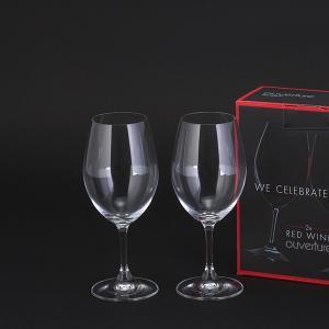 リーデル RIEDEL ワイングラス 2個セット オヴァチュア Ouverture レッドワイン 6...
