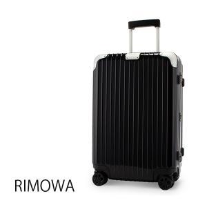 リモワ スーツケース キャリーケース 4輪 キャリーバッグ TSAロック マルチホイール 中期 旅行...