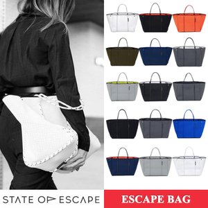 c619f32986 ステイト オブ エスケープ ESCAPE BAG State of Escape ビーチ ESCAPE BAG エスケープバッグ トートバッグ  ロンハーマン 取り扱い ステイトオブエスケープ