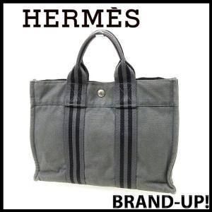 エルメス HERMES バッグ トートバッグ フールトゥ メンズ レディース PM【中古】|lucio