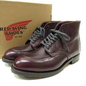 RED WING レッドウィング 9091 GIRARD BOOT Black Cherry Featherstone ジラードブーツ  8D ブラックチェリー 26.0cm レッドウイング【中古(極美品)】|lucio