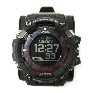 CASIO カシオ G-SHOCK RANGEMAN レンジマン GPR-B1000-1JR ジーショック ブラック 腕時計【中古(新品同様)】 lucio