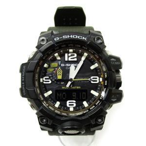 CASIO カシオ G-SHOCK MUDMASTER GWG-1000-1AJF 時計 ジーショック マッドマスター ブラック 黒【中古】 lucio