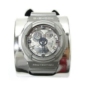 限定 Maison Martin Margiela x CASIO G-SHOCK メゾン マルタン マルジェラ GA-300MMM 腕時計 リストウォッチ シルバー 中古 美品 lucio