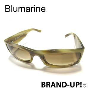美品 ブルマリン サングラス メガネ レディース UVカット グラデーション 中古|lucio