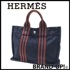 HERMES エルメス バッグ トートバッグ メンズ レディース フールトゥ PM 中古|lucio