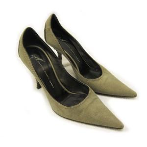 ジュゼッペザノッティ GIUSEPPE ZANOTTI  靴 パンプス レディース  36|lucio