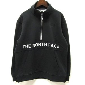 ノースフェイス スウェット THE NORTH FACE WHITE LABEL TOPEKA HALF ZIP SWEATSHIRTS ハーフジップ スウェット 海外限定 正規品 lucio