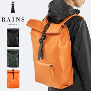 ブランド:RAINS(レインズ) 品番:1316 カラー展開:ブラック/グリーン/オレンジ サイズ展...