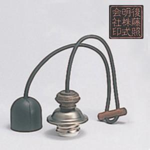 レトロ&モダンインテリアに! 明治28年創業後藤照明 GLF-0236 黒コード〆付け吊具  (glf0236)|luciva