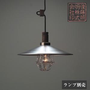 レトロ&モダンインテリアに! 明治28年創業後藤照明 GLF-3216X アルミP1Lガード・CP型 電球なし (glf3216x)|luciva