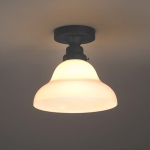 レトロ&モダンインテリアに! 明治28年創業後藤照明 GLF-3253X ベルリヤ・CL型BK 電球なし (glf3253x)|luciva