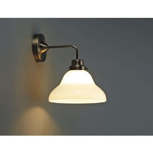 レトロ&モダンインテリアに! 明治28年創業後藤照明 GLF-3354X アリエス(ベルリヤ・BK型BR) 電球なし (glf3354x)|luciva