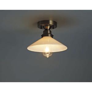 レトロ&モダンインテリアに! 明治28年創業後藤照明 GLF-3371X カプリコーン(乳白P1・CL型BR) 電球なし (glf3371x)|luciva
