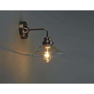 レトロ&モダンインテリアに! 明治28年創業後藤照明 GLF-3378X バルゴ(透明P1・BK型BR) 電球なし (glf3378x)|luciva