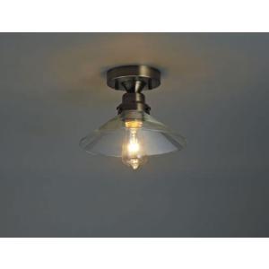 レトロ&モダンインテリアに! 明治28年創業後藤照明 GLF-3379X バルゴ(透明P1・CL型BR) 電球なし (glf3379x)|luciva