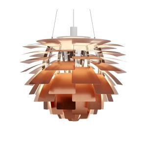 【正規品】 PHアーティチョーク φ720 / 銅 / LED 98W 3000K(通常納期 90日) / 5741908592 ルイスポールセン|luciva