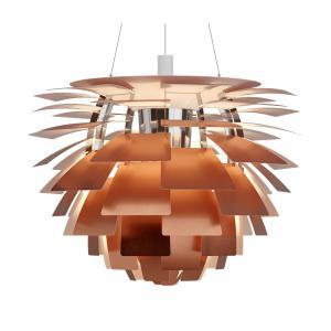 【正規品】 PHアーティチョーク φ840 銅 / LED 98W 3000K(通常納期 90日) / 5741915792 ルイスポールセン|luciva