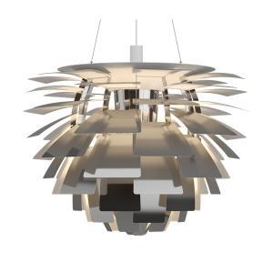 【正規品】 PHアーティチョーク φ840 ポリッシュステンレス / LED 98W 3000K(通常納期 90日) / 5741917745 ルイスポールセン|luciva