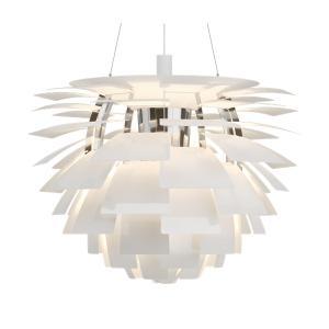 【正規品】 PHアーティチョーク φ840 ホワイト / LED 98W 3000K(通常納期 90日) / 5741917761 ルイスポールセン|luciva