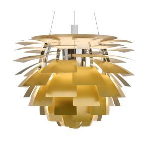 【正規品】 PHアーティチョーク φ840 真鍮 / LED 98W 3000K(通常納期 90日) / 5741926710 ルイスポールセン|luciva