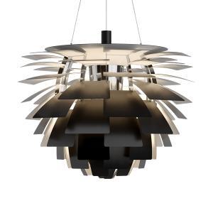 【正規品】 PHアーティチョーク φ840 ブラック / LED 98W 3000K(通常納期 90日) / 5741929306 ルイスポールセン|luciva