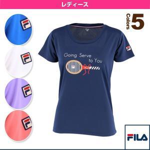 楽天ジャパンオープン/グラフィックTシャツ/レディース(VL1742)|luckpiece