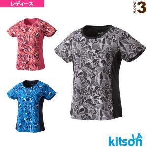 プッチ柄風Tシャツ/レディース(0374069) luckpiece