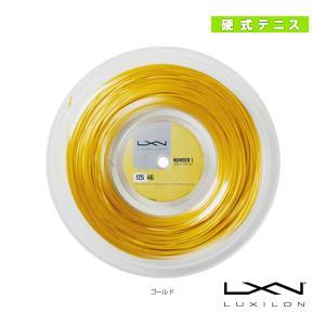 ルキシロン テニスストリング(ロール他)  LUXILON ルキシロン/4G 125 200m ロー...