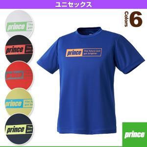 [プリンス テニス・バドミントンウェア(メンズ/ユニ)]Tシャツ/ユニセックス(WU6030)